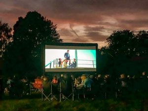 Open Air Cinema  - Film Choice