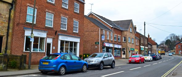 Image: Town Street, Duffield