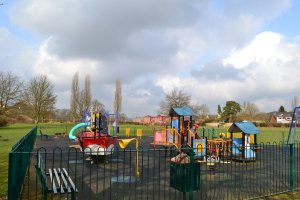 Gray Rec playground – we want your views